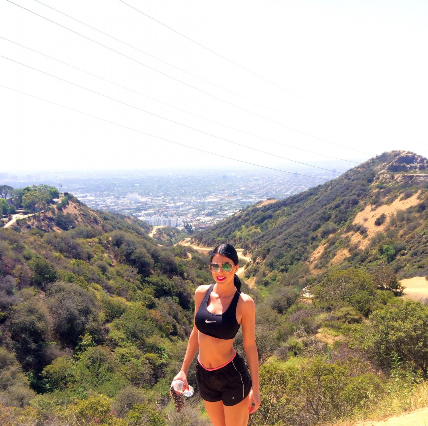 Wp Content Co: Runyon Canyon Hike With Nike
